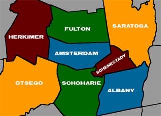 Amsterdam County NY
